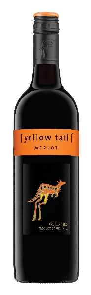 Yellow TailMerlot  Jg. 2015Australien South Australia Yellow Tail