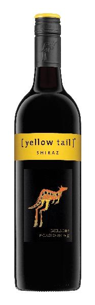 Yellow TailShiraz  Jg. 2016Australien South Australia Yellow Tail