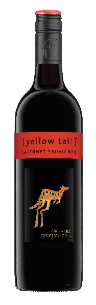 Yellow TailCabernet Sauvignon  Jg. 2015Australien South Australia Yellow Tail