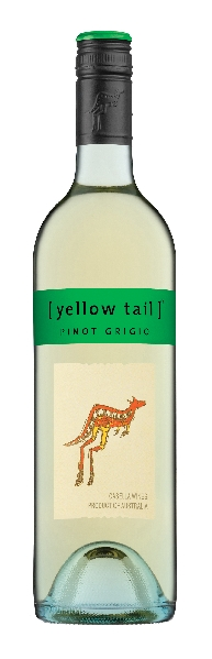 Yellow TailPinot Grigio South Australia Jg. 2013-14Australien South Australia Yellow Tail