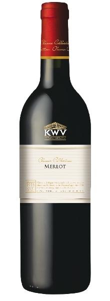 KWVMerlot Jg. 2015S�dafrika Western Cape KWV
