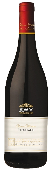 KWVPinotage Jg. 2015Südafrika Western Cape KWV