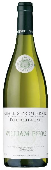 William FevreDomaine William Fèvre Chablis Premier Cru AOC Fourchaume Jg. 2012Frankreich Burgund Chablis William Fevre