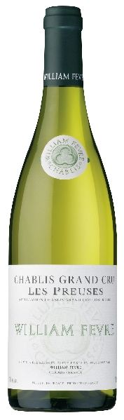 William FevreDomaine William Fèvre Chablis Grand Cru AOC Les Preuses  Jg. 2011Frankreich Burgund Chablis William Fevre