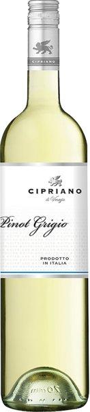 Cipriano di Venezia Cipriano Pinot Grigio IGT Veneto Jg. 2015Italien Venetien Cipriano di Venezia