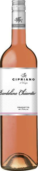 Mehr lesen zu :  R3100120027 Cipriano di Venezia Cipriano Bardolino Chiaretto DOC B Ware Jg.2016