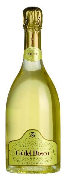 Ca del BoscoCuvee Prestige brut Franciacorta DOCG Cuvee aus 75% Chardonnay, 15% Pinot Nero, 10% Pinot BiancoSekt Ca del Bosco