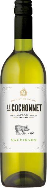 R3100140001 Le Cochonnet Sauvignon Vin de Pays d Oc Blanc **neue Ausstattung** B Ware Jg.2015   B Ware
