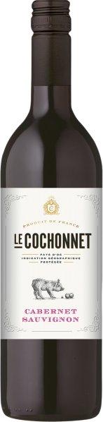 Le Cochonnet Cabernet Sauvignon Vin de Pays d Oc Jg. 2015Frankreich Südfrankreich Le Cochonnet