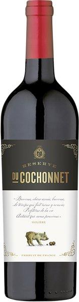 Le CochonnetReserve du Cochonnet Vin de Pays d Oc Jg. 2015 Cuvee aus Cabernet Sauvignon, Syrah, GrenacheFrankreich Südfrankreich Le Cochonnet