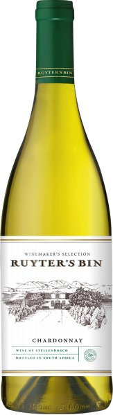 R3100160030 Ruyters Bin Chardonnay B Ware Jg.2017