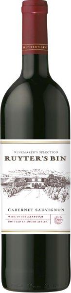 Mehr lesen zu :  R3100160061 Ruyters Bin Cabernet Sauvignon Ruyters Bin W,O, Western Cape B Ware Jg.2014