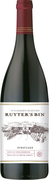Ruyters BinRyuters Bin Pinotage Ruyter s Bin W.O. Western Cape Jg. 2014Südafrika Western Cape Ruyters Bin