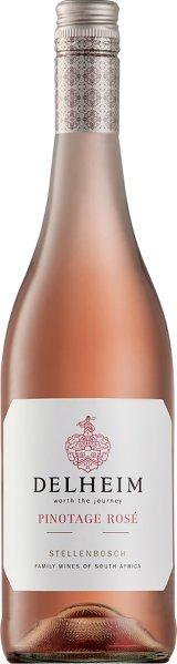 R3100160726 Delheim Pinotage Rose B Ware Jg.2017