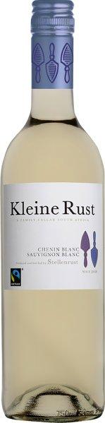 StellenrustKleine Rust Chenin Blanc Sauvignon Blanc Jg. 2016-17 Cuvee aus Chenin Blanc, Sauvignon BlancSüdafrika Kapweine Stellenbosch Stellenrust