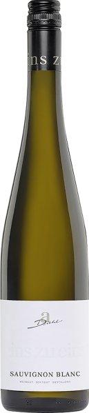 DiehlSauvignon Blanc eins zu eins QbA trocken Jg. 2015Deutschland Pfalz Diehl
