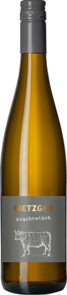 MetzgerPrachtstück Weißburgunder Chardonnay KuhbA Jg. 2017 Cuvee aus Chardonnay, WeißburgunderDeutschland Pfalz Metzger