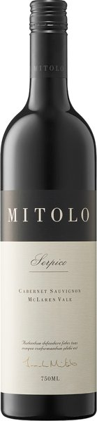 MitoloSerpico Cabernet Sauvignon streng limitiert Jg. 2012Australien Mc Laren Vale Mitolo