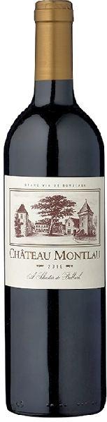 R3100860073 Cht. Montlau Chateau Montlau Bordeaux Superieur AOC Cuvee aus Merlot, Cabernet Sauvignon, Cabernet Franc B Ware Jg.2014