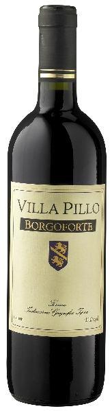 Villa Pillo Borgoforte Rosso Toskana IGT Jg. 2013Italien Toskana Villa Pillo