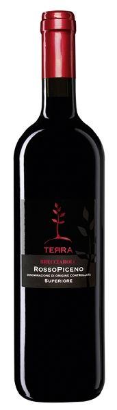 Velenosi Brecciarolo Terra Rosso Piceno Superiore DOC Jg. 2014Italien Toskana Velenosi