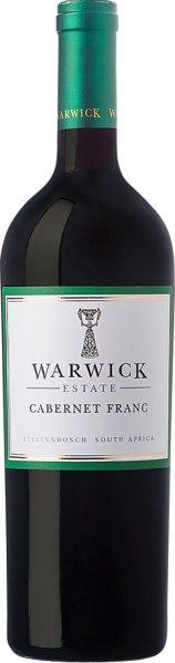 Warwick EstateCabernet Franc Jg. 2013Südafrika Kapweine Stellenbosch Warwick Estate
