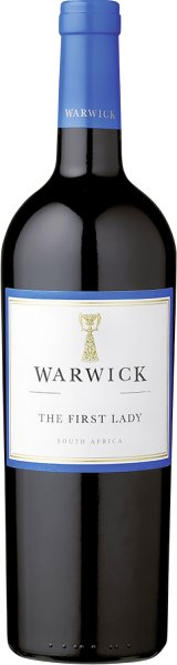 Warwick EstateThe First Lady Cabernet Sauvignon  Jg. 2017 15 Monate in französischen Eichenholzfässern gereiftSüdafrika Kapweine Stellenbosch Warwick Estate