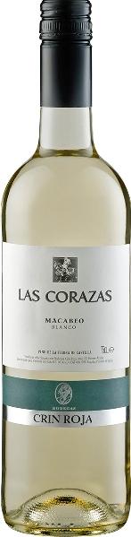 La ManchaRoqueta Las Corazas Macabeo Blanco VdTSpanien La Mancha