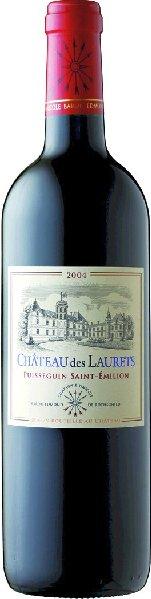 LauretsCht. des Laurents Puisseguin-Saint-Emilion A.O.C. in HK Jg. 2011Frankreich Bordeaux Laurets