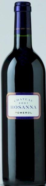 Cht. HosannaChateau Hosanna Pomerol A.O.C. Jg. 2012Frankreich Bordeaux Pomerol Cht. Hosanna