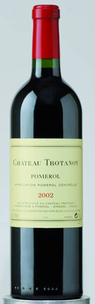 TrotanoyCht. Trotanoy Pomerol A.O.C. Jg. 2007Frankreich Bordeaux Trotanoy