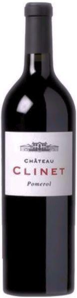PomerolCht. Clinet Pomerol A.O.C. Jg. 2001Frankreich Bordeaux oestl.Bordeaux Pomerol