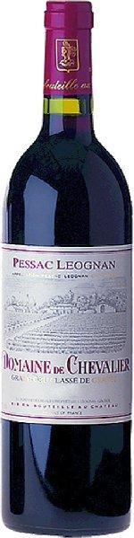 ChevalierDomaine de  Cru Classe Pessac-Leognan A.O.C. Jg. 2010Frankreich Bordeaux Chevalier
