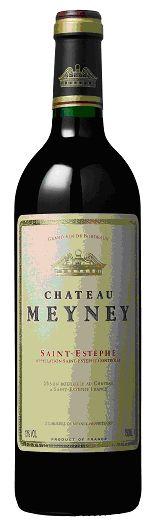 MeyneyCht.  Cru Grand Bourgeois Exceptionel Saint-Estephe A.O.C. Jg. 2010Frankreich Bordeaux Medoc Meyney
