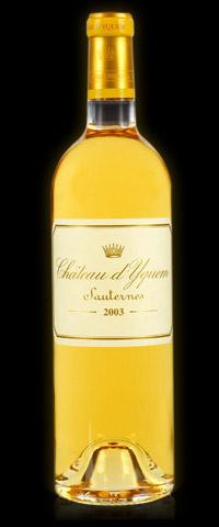 SauternesCht. d Yquem 1er Cru Classe Sauternes A.O.C. Jg. 2005Frankreich Bordeaux suedl_Bordeaux Sauternes