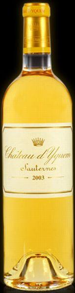 SauternesCht. d Yquem 1er Cru Classe Sauternes A.O.C. Jg. 2006Frankreich Bordeaux suedl_Bordeaux Sauternes