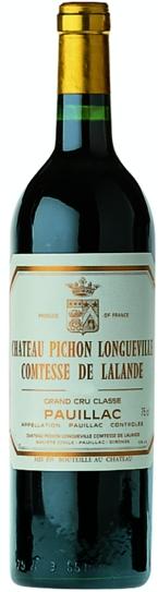 Pichon-Lalande-ComtesseCht. Pichon-Longueville Comtesse de Lalande 2eme Cru Classe Pauillac A.O.C. Jg. 2010Frankreich Bordeaux Medoc Pichon-Lalande-Comtesse