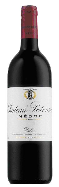 Cht. Potensac Cru Bourgeois Exceptionnel Medoc A.O.C Jg. 2011Frankreich Bordeaux Medoc Cht. Potensac