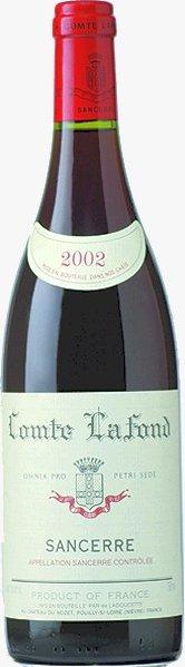 Nozet De LadoucetteComte Lafond Rouge Sancerre A.O.C. Pinot Noir Jg. 2013Frankreich Loire Nozet De Ladoucette
