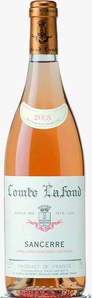 Nozet De LadoucetteComte Lafond Rose Sancerre A.O.C. Pinot Noir Jg. 2015Frankreich Loire Nozet De Ladoucette