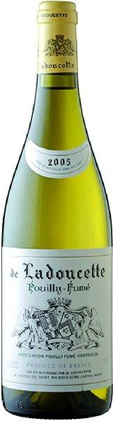 Nozet De LadoucettePouilly-Fume  A.O.C. Sauvignon Blanc Jg. 2014Frankreich Loire Nozet De Ladoucette