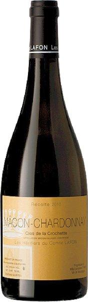 Les Her. Comte LafonMacon Chardonnay Clos de la Crochette A.O.C. Jg. 2014Frankreich Burgund Les Her. Comte Lafon