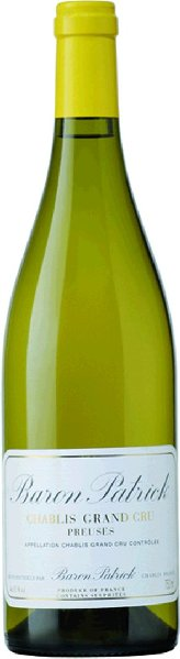 RegnardChablis Les Preuses Grand Cru A.O.C. Chardonnay Jg. 2008Frankreich Burgund Chablis Regnard