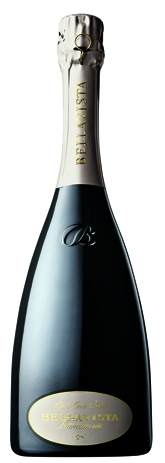 BellavistaFranciacorta Gran Cuvee Saten brut Franciacorta DOCG  Chardonnay Jg. 2008Italien It. Sonstige Bellavista