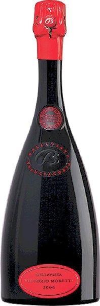 BellavistaFranciacorta Vittorio Moretti Franciacorta DOCG Chardonnay, Pinot Nero Jg. 2004Italien It. Sonstige Bellavista