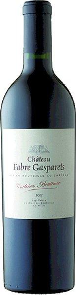 Languedoc Chateau Fabre Gasparets CorbieresBoutenac A.O.C. MourvedreSyrahGrenache Jg. 200607