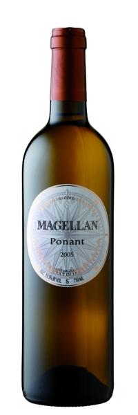 MagellanPonant blanc Cotes de Thongue Vin de Pays Jg. 2010Frankreich Südfrankreich Languedoc Magellan