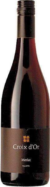 Croix d OrMerlot Vin de Pays d Oc Jg. 2014Frankreich Südfrankreich Languedoc Croix d Or