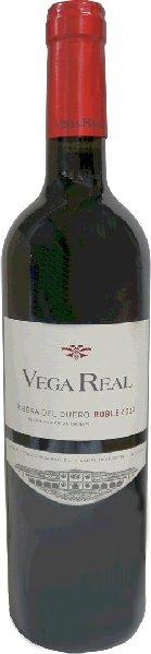 Vega Real Roble Ribera del Duero D.O. Tempranillo Jg.2014Spanien Ribera del Duero Vega Real