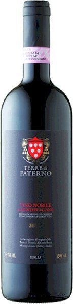 R4000464401 Terre di Paterno Vino Nobile di Montepulciano D,O,C,G, Sangiovese Grosso, Canaiolo        B Ware Jg.2012